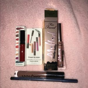 Lipstick Makeup Bundle